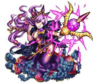 【モンスト】『5/4降臨情報』魔女ヴァニラが8時から3時間限定で登場!攻略PT&ノーコン動画